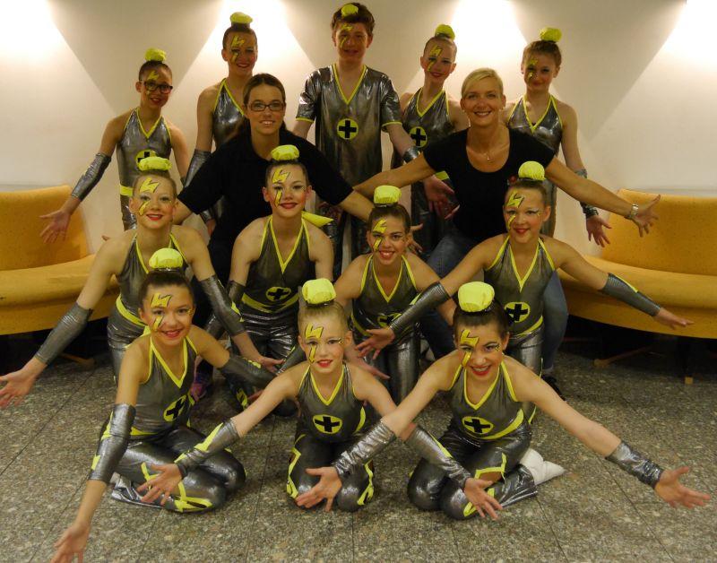 Jugendshowgruppe